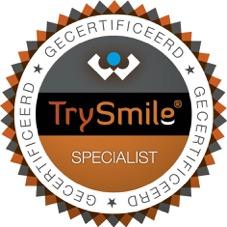 logo trysmile